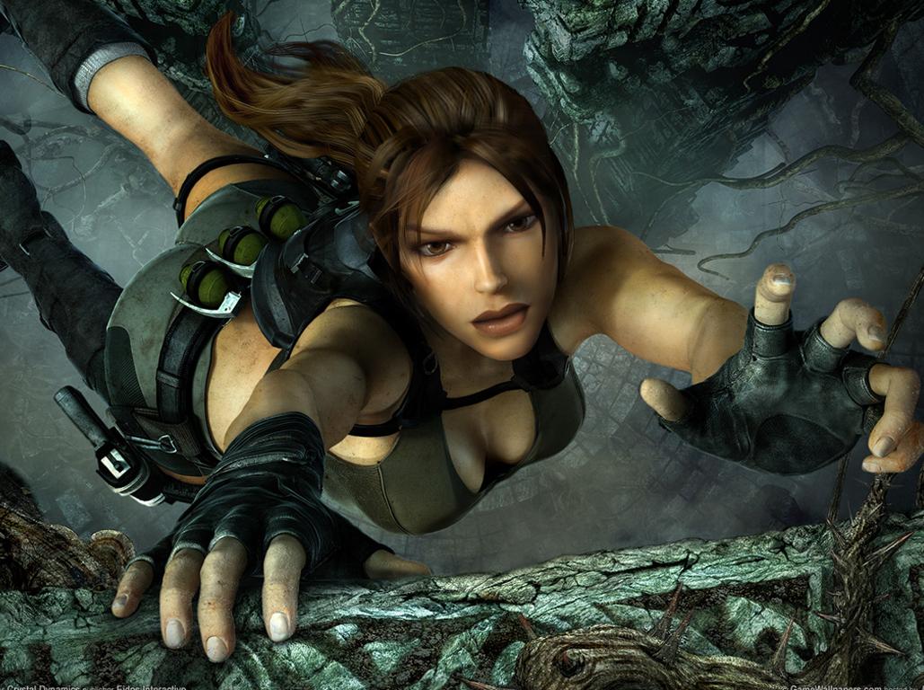Lara croft underworld bikini breasts sexy image