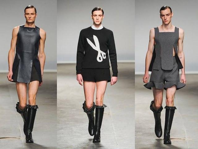 Модная одежда для муж