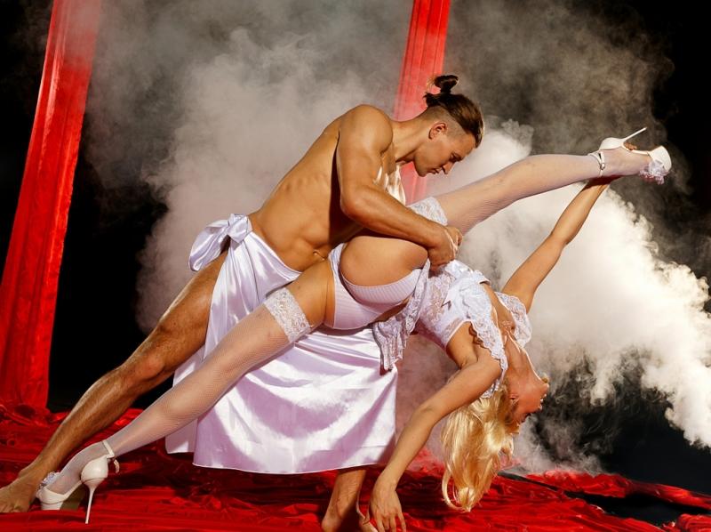 Эротика в цирке