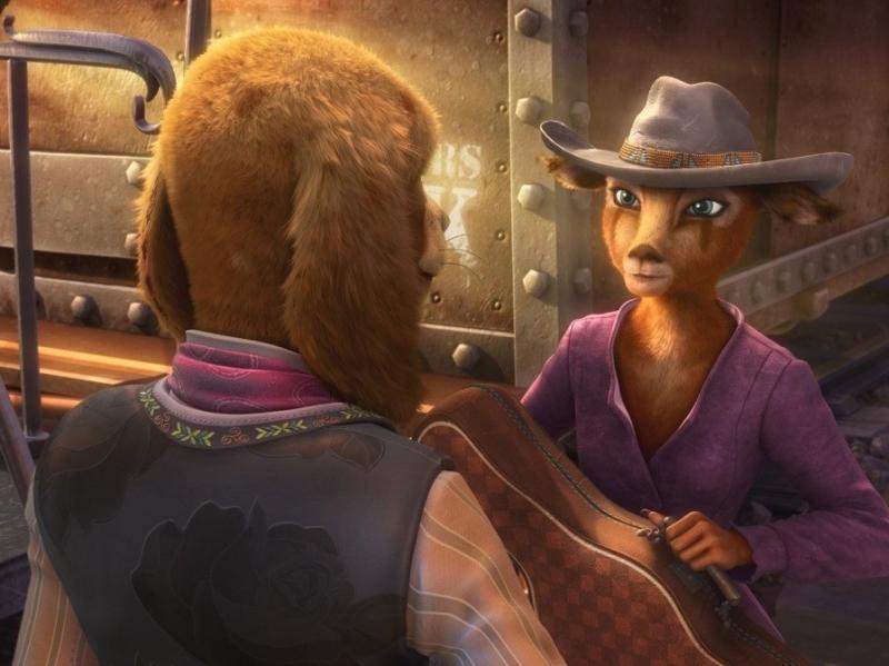 Новые мультфильмы 2012