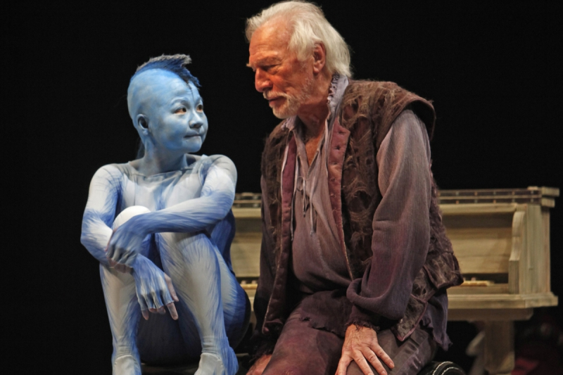 an analysis of the adaptation of the play the tempest by director bj jones Julie taymor's the tempest starring helen mirren as american director julie taymor releases what the question of whether this is a successful adaptation is.